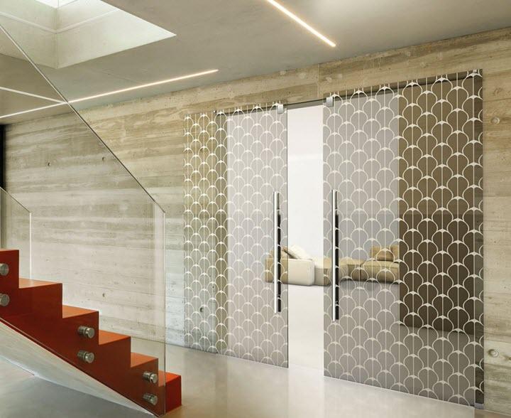 Ручки для раздвижных дверей: варианты конструкций