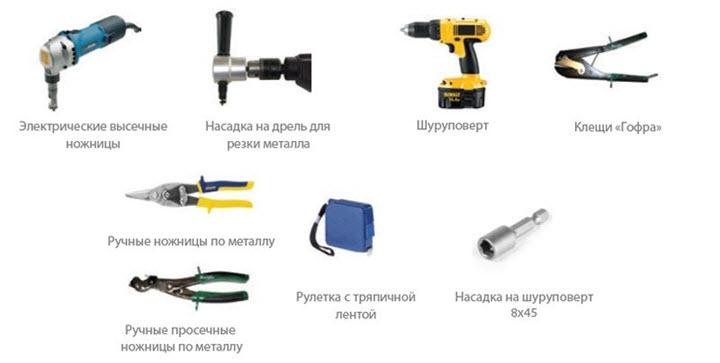 Инструменты для установки межкомнатной двери