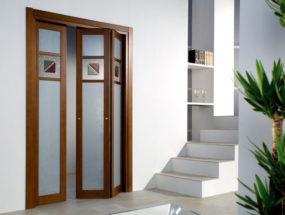 Раздвижная дверь на роликах