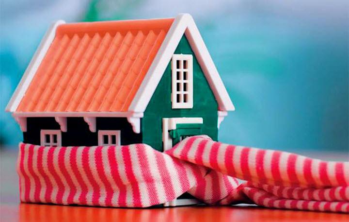 Утепление входной двери - тепло во всем доме