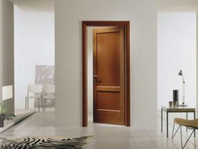 Установка дверной коробки