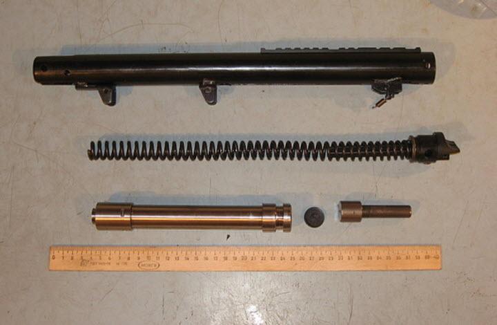 Материалы, необходимые для создания пружинного доводчика