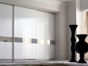 Выбор дверей для гардеробной